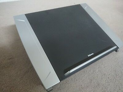 Fellowes Adjustable Laptop Riser Stand - Used, in good condition