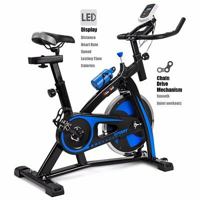 Bicycle Cycling Fitness Exercise Stationary Bike Cardio Home Indoor (Free ship)