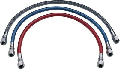 Goodridge Universal Clear Coat Brake Hose with Stainless Steel Ends - 52in. -3