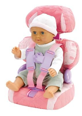 New Casdon Baby Huggles Toy Doll Car Booster Seat
