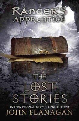 Lost Stories, Paperback by Flanagan, John, Brand New, Free shipping in the US