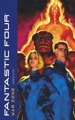Fantastic Four: War Zone (Marvel Classics) by Cox, Greg Paperback Book The Fast