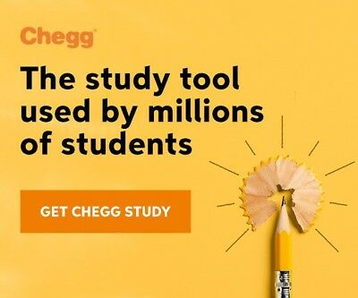 Chegg Study Premium Account for rent- $10 for 1 month-Access to solutions