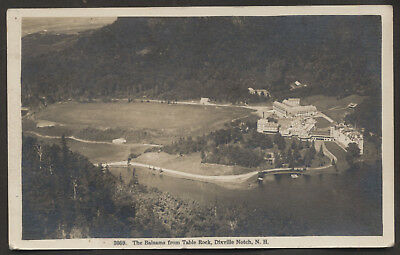 USA  Dixville Notch N.H. The Balsams from Table Rock gest .Doxville 1922