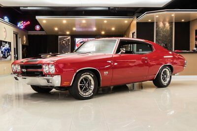 1970 Chevrolet Chevelle SS Frame Off Restored SS! GM 502ci RamJet V8 Crate Engine (502hp) Auto, PS, PB, A/C