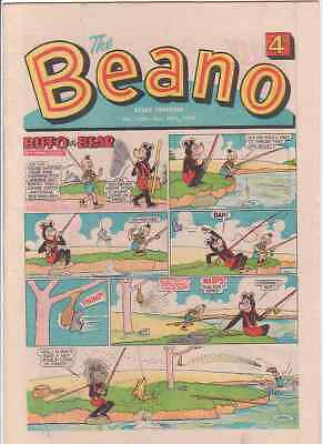 The Beano comic December 28th 1968. 50th birthday gift? Fine condition