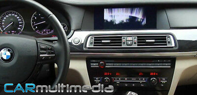 BMW iDrive Coding With USB Video In Motion - Video from USB or DVD For NBT Units