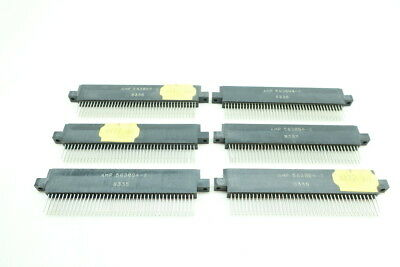 6x Amp 583894-2 40pin Connector