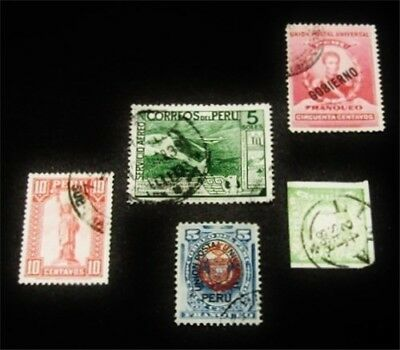 nystamps Peru Stamp # 14//O26 Used $30