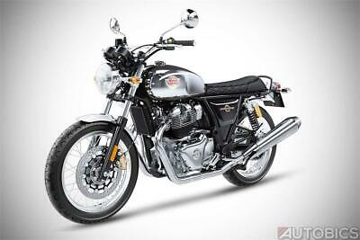 Royal enfield interceptor 650 chrome - 2019