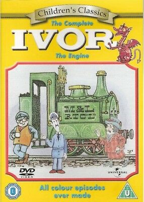[DVD] The Complete Ivor the Engine