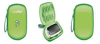 Leapfrog Leappad Carrying Case GREEN Works W ONLY 2 Toys & Games