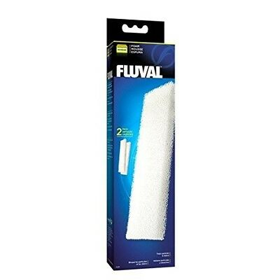 2 Fluval Filter Foam Block for 404 405 A226 (2 Pack, Total of 4 filters)