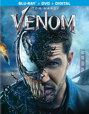 Venom (2018) (REGION A Blu-ray New) 043396530225
