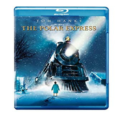 The Polar Express Blu-ray 3D 2010 Edition Family Christmas Holiday Classic Film