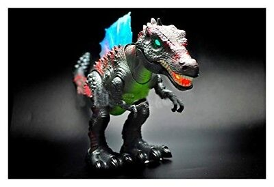 Walking Dinosaur Toy Spinosaurus With Lights Sound Children Gift Dinosaurio