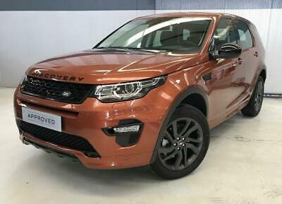 Land Rover Discovery Sport 2.0 TD4 150 CV SE DYNAMIC