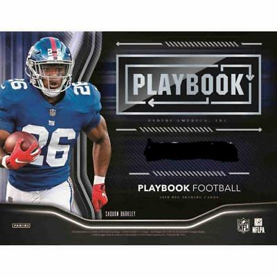 2018 Panini Playbook NFL Football Cards Pick List Includes Base and Rookies