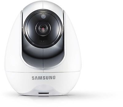 * SAMSUNG BABYVIEW WiFi REPLACEMENT BABY MONITOR CAMERA NIGHT VISION + ADAPTER