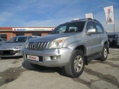 TOYOTA Land Cruiser 3.0 D-4D 16V cat 3 porte Sol -810-