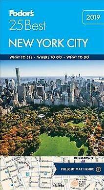 Fodor's 25 Best 2019 New York City, Paperback by Fodor's Travel Guides (COR),...