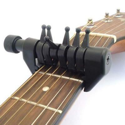 Multifunction Capo Open Tuning Spider Chords For Acoustic Guitar Strings HOT C