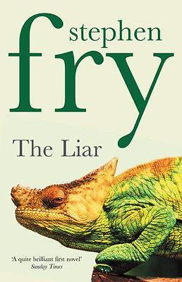 The Liar by Stephen Fry, NEW Book, (Paperback) FREE & Fast Delivery