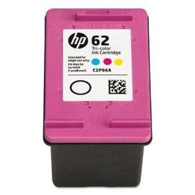 HP 62 Color Instant Ink Cartridge New your printer needs to use instant ink now