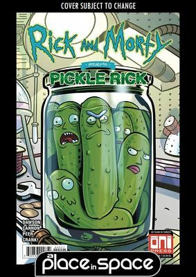 Rick & Morty Presents Pickle Rick #1B (Wk47)