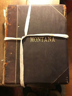 RARE Montana Illustrated History VOLUME 2 Joaquin Miller book 1890s