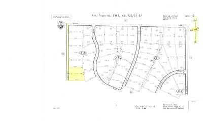 2.24 ACRE BUILDING LOT w/ROAD - LOCKHART SOUTHERN CALIFORNIA