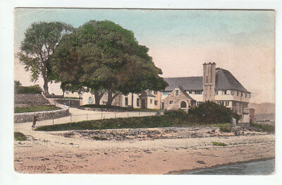 Rosneath Ferry Inn Dunbartonshire 1901 Frith's 47489 Old Postcard Unposted