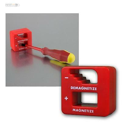 Magnetizer Non-Magnetic to Magnetize and Demagnetize Von Metal