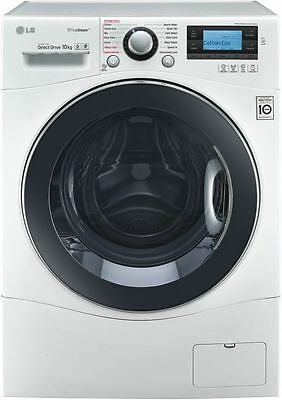 LG WD1410SBW Front Load Washing Machine 10kg TrueSteam™ Moveout Sale