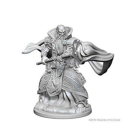 Dungeons & Dragons: Nolzur's Marvelous Unpainted Minis: Human Male Wizard