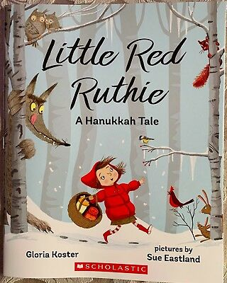 Little Red Ruthie A Hanukkah Tale.   Paperback   **NEW**