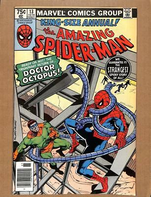 Amazing Spider-Man Annual # 13 - NEAR MINT 9.2 NM - Avengers! MARVEL Comics