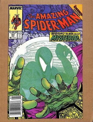 Amazing Spider-Man # 311 - NEAR MINT 9.0 NM - Avengers! MARVEL Comics