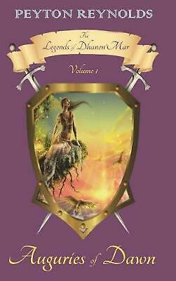 Auguries of Dawn by Peyton Reynolds Hardcover Book Free Shipping!