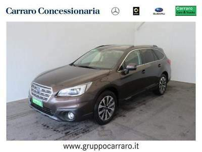 Subaru outback 2.0d lineartronic unlimited hk