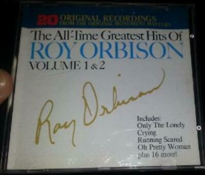 Roy Orbison : All Time Greatest Hits 1 & 2 CD