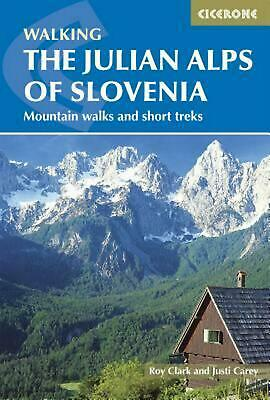 Julian Alps of Slovenia by Justi Carey (English) Paperback Book Free Shipping!