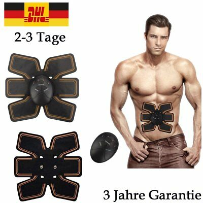 EMS Bauchtrainer Sixpack Workout Fitness Sport ABS Muskel Hometrainer DHL