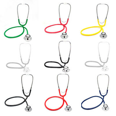 Stethoscope EMT Dual Head for Doctor Nurse Vet Medical Student Health Care Pro