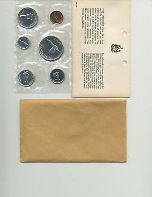 1967 Canada Uncirculated Set