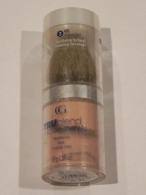 TruBlend Micro Minerals Foundation by Covergirl #11
