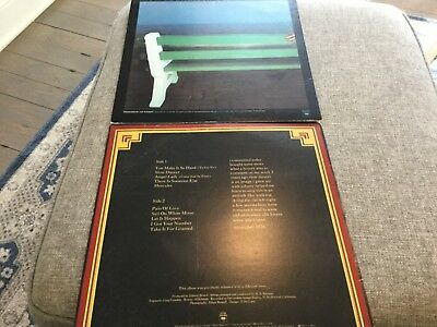 Lot of Boz Scaggs Good condition vinyl record albums.70s music collectibles.pop