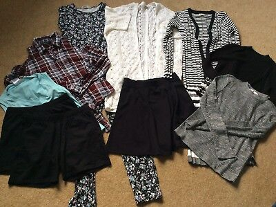 Girls Job Lot Of Clothes - Next, H&M, New Look - Age 11-12