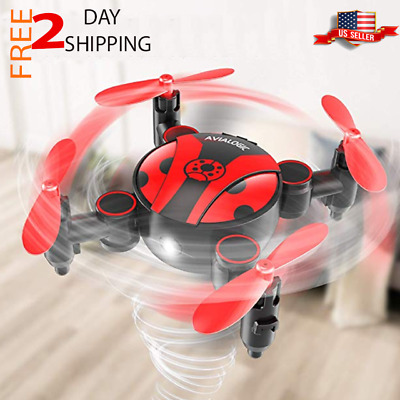 RC Mini Drone for Kids and Beginners Portable Pocket Quadcopter with Altitude