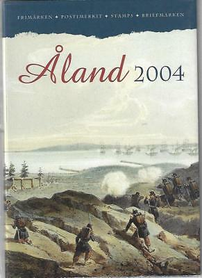 2004 Aland Stamp Yearbook Lot 356